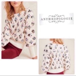 NEW💖ANTHROPOLOGIE SWEATER